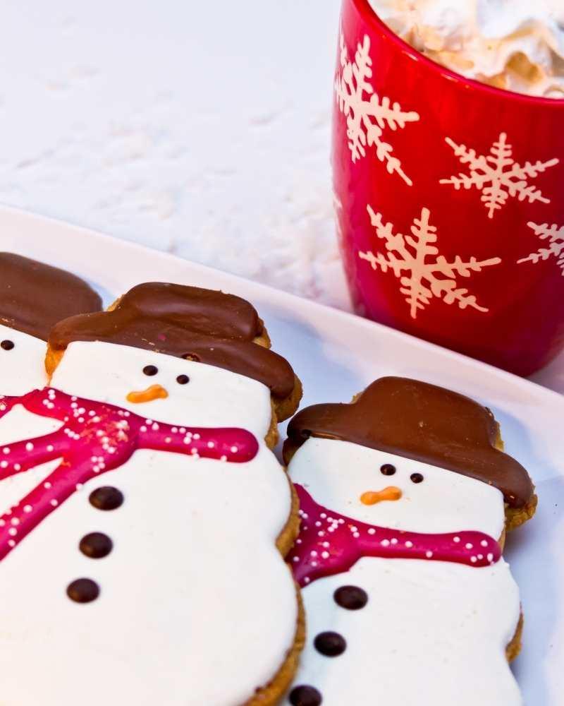 zelf kerstkoekjes maken